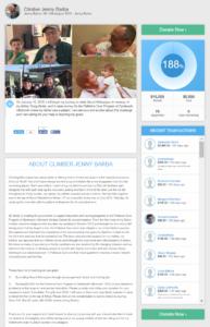 Barba Fundraising Page